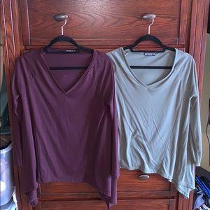 2 CottonOn Long Sleeves